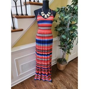Felicity & Coco Women Sz S Dress Maxi Knit